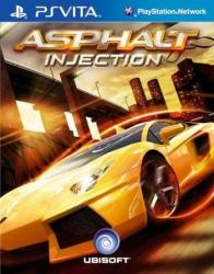 Ubisoft Asphalt Injection (PS Vita)