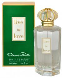 Oscar de la Renta Live in Love EDP 100ml