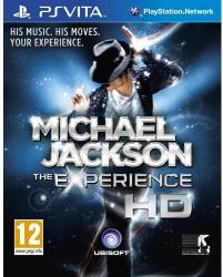 Ubisoft Michael Jackson The Experience (PS Vita)