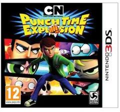Crave Cartoon Network Punchtime Explosion XL (3DS)