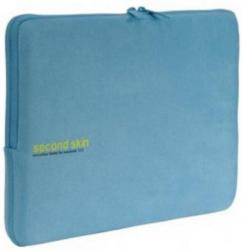 "Tucano Microfibra Script Second Skin for MacBook Pro 13"" - Blue (BFUS-MB13-BS)"