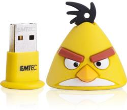 EMTEC Angry Birds Yellow Bird A102 4GB USB 2.0 EKMMD4GA102