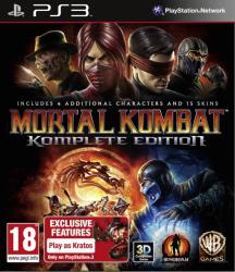 Warner Bros. Interactive Mortal Kombat (9) [Komplete Edition] (PS3)