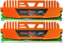 GeIL 4GB (2x2GB) DDR3 1600MHz GEC34GB1600C9DC