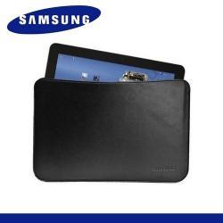 Samsung Leather Pouch for Galaxy Tab 8.9 - Black (EFC-1C9LBECSTD)