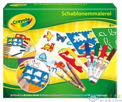 Crayola Sablon készlet