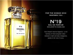 CHANEL No.19 (Refillable) EDP 50ml