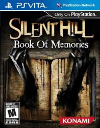 Konami Silent Hill Book of Memories (PS Vita)