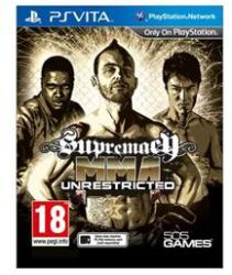 505 Games Supremacy MMA Unrestricted (PS Vita)