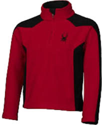 Spyder Mini Speed Fleece T-neck