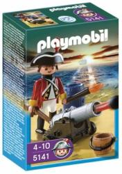 Playmobil Vöröskabátos tüzér (5141)