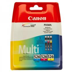 Canon CLI-526 MultiPack (C/M/Y) 4541B006