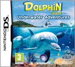 Ubisoft Dolphin Island Underwater Adventures (Nintendo DS)