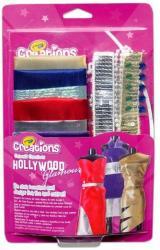 Crayola Creations Divattervező szett