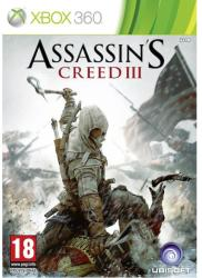 Ubisoft Assassin's Creed III (Xbox 360)