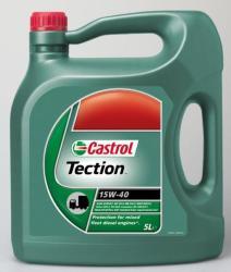 Castrol Tection 15W-40 5 L