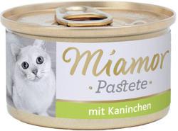 Miamor Katzenzarte Fleischpastete - Rabbit 85g