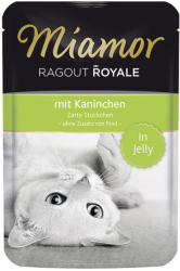 Miamor Ragout Royale - Rabbit 100g