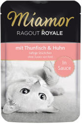 Miamor Ragout Royale - Tuna & Chicken 100g
