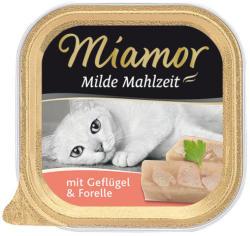 Miamor Milde Mahlzeit - Chicken & Trout 100g