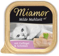 Miamor Milde Mahlzeit - Chicken & Ham 100g