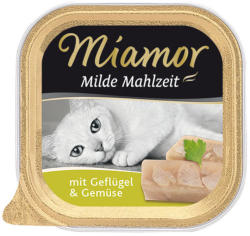 Miamor Milde Mahlzeit - Chicken & Vegetables 100g