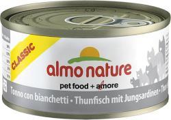 Almo Nature Classic Tuna & Sardine Tin 70g