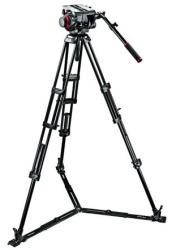 Manfrotto Pro Ground-Twin Kit 100 (545GBK with 509HD)