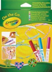Crayola barátság karkötő készítő úti szett