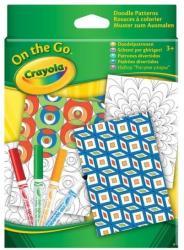 Crayola mini irka-firka úti szett