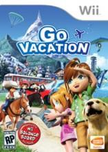 Namco Bandai Go Vacation (Wii)
