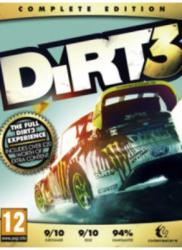 Codemasters DiRT 3 [Complete Edition] (PC)