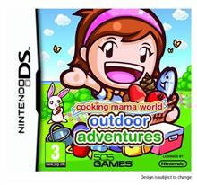 505 Games Cooking Mama World: Outdoor Adventures DS