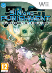 Nintendo Sin & Punishment Successor of the Skies (Wii)