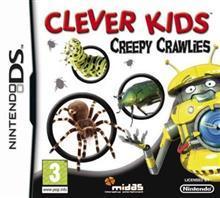 Midas Clever Kids: Creepy Crawlies (Nintendo DS)