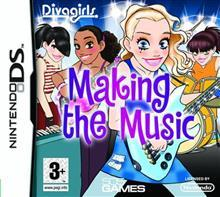 505 Games Diva Girls Making the Music (Nintendo DS)