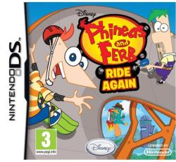 Disney Phineas and Ferb Ride Again (Nintendo DS)