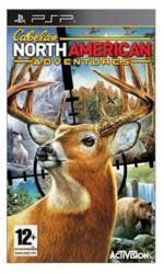 Activision Cabela's North American Adventures (PSP)