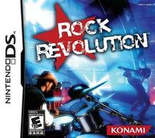 Konami Rock Revolution (Nintendo DS)
