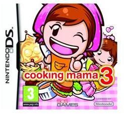 Majesco Cooking Mama 3: Shop & Chop (Nintendo DS)