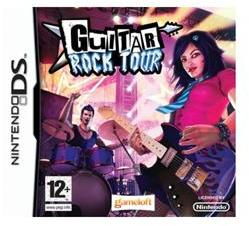 Ubisoft Guitar Rock Tour (Nintendo DS)