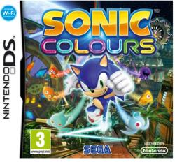 SEGA Sonic Colors (Nintendo DS)