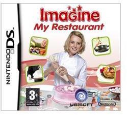 Ubisoft Imagine My Restaurant (Nintendo DS)