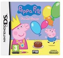 Ubisoft Peppa Pig 2: Fun and Games (Nintendo DS)