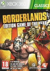 2K Games Borderlands [Game of the Year Edition] (Xbox 360)