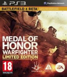 Electronic Arts Medal of Honor Warfighter [Limited Edition] (PS3)