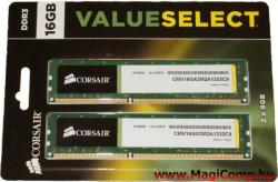 Corsair 16GB (2x8GB) DDR3 1333MHz CMV16GX3M2A1333C9