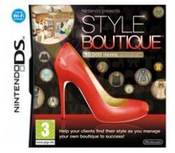 Nintendo Style Boutique (Nintendo DS)