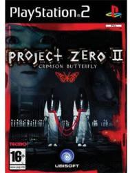 Ubisoft Project Zero 2 Crimson Butterfly (PS2)