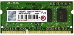 Transcend 2GB DDR3 1333MHz JM1333KSN-2G